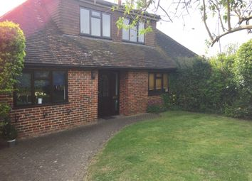 Thumbnail 4 bed detached house to rent in Crabtree Lane, Bookham, Leatherhead