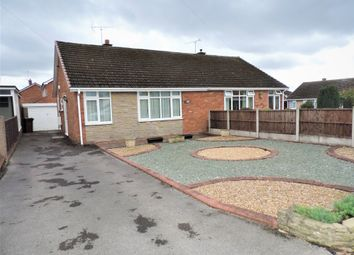 Thumbnail 2 bed semi-detached bungalow for sale in Crab Lane, Trinity Fields, Stafford