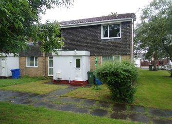 Thumbnail 2 bedroom flat for sale in Cragside, Cramlington