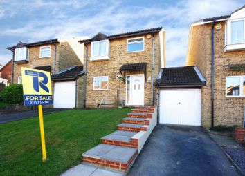 Thumbnail 3 bed detached house for sale in Ranmore Close, Pease Pottage, Crawley