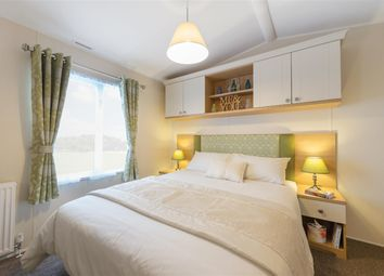 Thumbnail 2 bed lodge for sale in The Lodge, Yorkshire Dales Caravan Park, Harmby, Leyburn