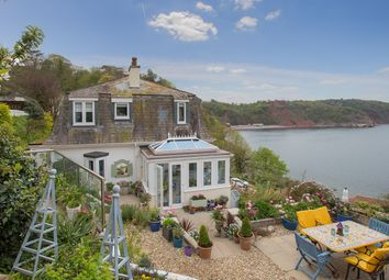Thumbnail 3 bed detached house for sale in Beach Road, Babbacombe, Torquay