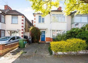 Thumbnail 4 bed semi-detached house to rent in Hanover Road, Brondesbury Park, London