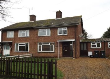 Thumbnail 3 bedroom property to rent in Gilbert Road, Littleport, Ely