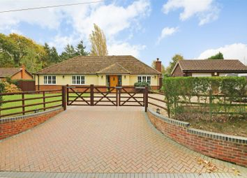 Thumbnail 3 bedroom detached bungalow for sale in Church Road, Coldred, Dover