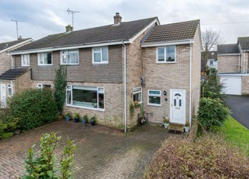 Thumbnail 3 bed semi-detached house for sale in Willow View Close, Malmesbury