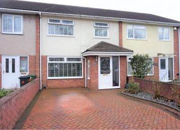 Thumbnail 3 bedroom terraced house for sale in New Road, Rumney