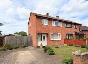 Thumbnail 3 bedroom semi-detached house for sale in Weston Drive, Wellington, Telford