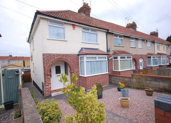 Thumbnail 3 bed end terrace house for sale in Southfield Avenue, Kingswood, Bristol