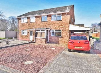 Thumbnail 3 bed semi-detached house for sale in Langton Close, Maidstone