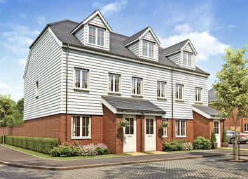 "Thumbnail 3 bedroom semi-detached house for sale in ""The Souter"" at Market View, Dorman Avenue South, Aylesham, Canterbury"