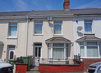 Thumbnail 2 bed terraced house for sale in Bedwlwyn Street, Ystrad Mynach, Hengoed