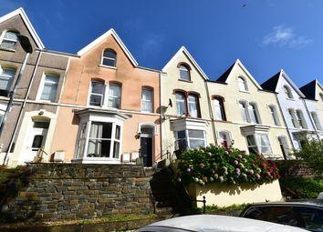 Thumbnail 5 bed terraced house for sale in Cwmdonkin Terrace, Uplands, Swansea