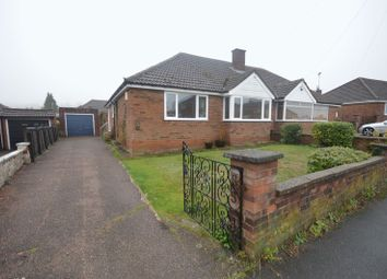 Thumbnail 2 bed semi-detached bungalow for sale in Staveley Road, Luton