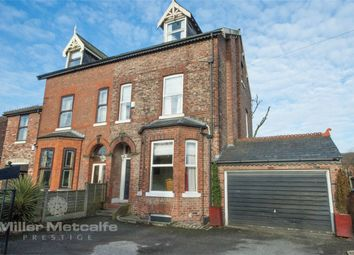 Thumbnail 5 bedroom semi-detached house for sale in Monton Green, Monton, Eccles, Manchester