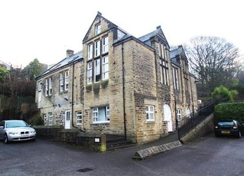 Thumbnail 1 bed flat for sale in Dickin Royd, Elland Road, Sowerby Bridge