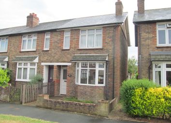 Thumbnail 2 bed end terrace house to rent in Cambrai Avenue, Chichester