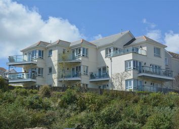 Thumbnail 2 bed flat for sale in Meadowbank Road, Falmouth