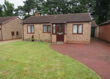 Thumbnail 2 bed detached bungalow for sale in Lapley Avenue, Stafford