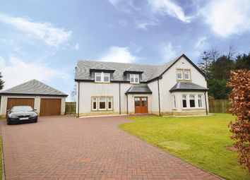 Thumbnail 4 bed detached house for sale in Brookfield Grove, Fenwick, Kilmarnock