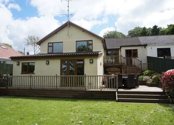 Thumbnail 3 bed link-detached house for sale in Bishopston Road, Bishopston, Swansea