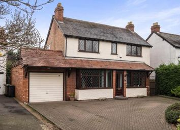 Thumbnail 3 bed detached house for sale in Cornyx Lane, Solihull, West Midlands