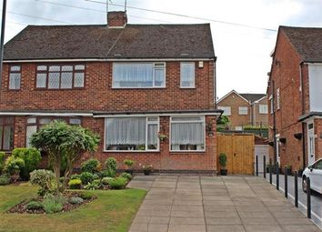 Thumbnail 3 bed semi-detached house for sale in Wellesbourne Road, Coventry