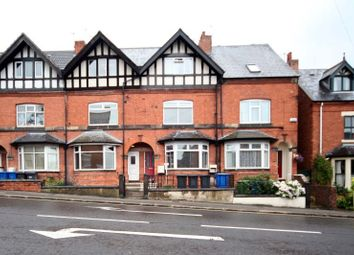 Thumbnail 1 bed flat to rent in 69 Rutland Road, Chesterfield, Derbyshire