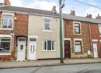 Thumbnail 2 bed terraced house to rent in Station Road East, Trimdon Colliery, Trimdon Station