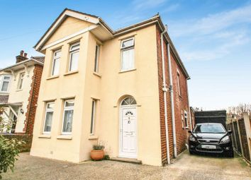 Thumbnail 3 bed detached house for sale in Queen Mary Avenue, Moordown, Bournemouth