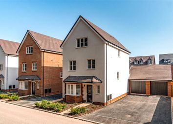 Thumbnail 4 bed detached house for sale in Roundstone Lane, Cresswell Park, Angmering, West Sussex