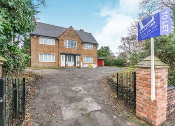 Thumbnail 4 bed detached house to rent in Austin Road, Handsworth, Birmingham