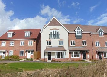 Thumbnail 4 bed end terrace house for sale in Woodley, Reading, Berkshire