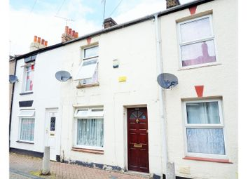 Thumbnail 2 bed terraced house for sale in Clyde Street, Sheerness