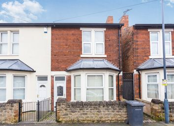 Thumbnail 3 bedroom semi-detached house for sale in Hardwick Street, Derby