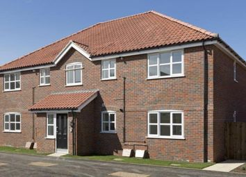 Thumbnail 2 bedroom flat for sale in Ashill, Norfolk