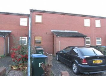 Thumbnail 2 bedroom terraced house for sale in Newmarket Close, Longford, Coventry