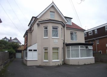 Thumbnail Studio to rent in Florence Road, Boscombe, Bournemouth