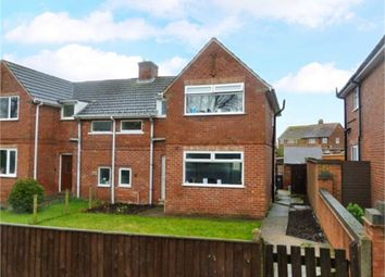 Thumbnail 3 bed semi-detached house for sale in Earlsgate, Winterton, Scunthorpe, Lincolnshire