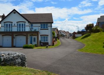 Thumbnail 4 bed detached house for sale in Dudley Way, Clifftops, Westward Ho!, Bideford