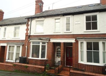 Thumbnail 3 bed terraced house to rent in Whitehall Street, Shrewsbury