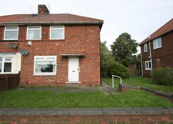 Thumbnail 2 bed semi-detached house for sale in Crossfell Road, Berwick Hills, Middlesbrough