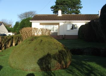 Thumbnail 2 bed semi-detached bungalow for sale in Carnkie, Wendron