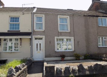 Thumbnail 3 bed terraced house for sale in Penydre, Neath, Neath Port Talbot.