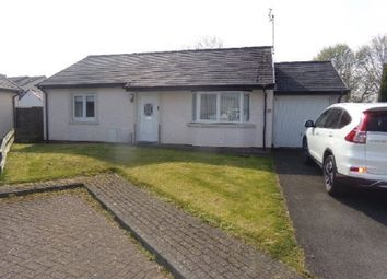 Thumbnail 2 bed detached bungalow for sale in Derwentside Gardens, Cockermouth