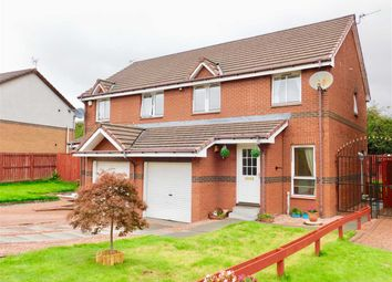 Thumbnail 3 bed semi-detached house for sale in Elm Way, Cambuslang, Glasgow