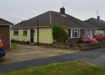 Thumbnail 2 bed semi-detached bungalow to rent in Queens Crescent, Stubbington, Fareham