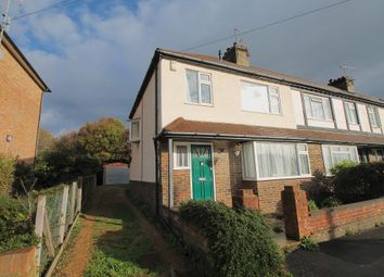 Thumbnail 3 bed end terrace house to rent in Vale Road, Portslade, East Sussex