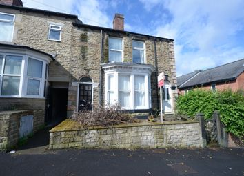 Thumbnail 3 bedroom end terrace house for sale in Myrtle Road, Sheffield