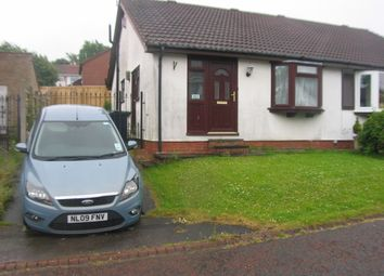 Thumbnail 2 bed bungalow for sale in Celandine Way, Gateshead